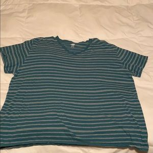 Old navy stripped t shirt